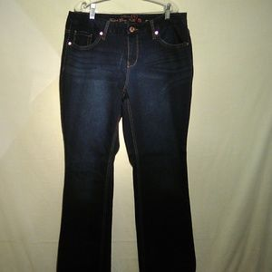 Faded glory blue jeans. 14P